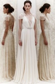 another jenny packham. love the romantic vibe.