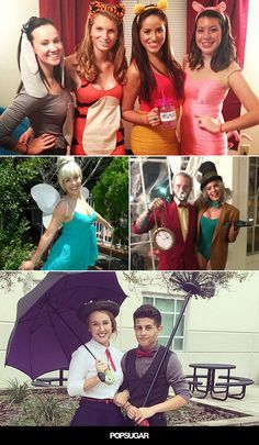51 Disney Costumes That Are Everything BUT Princesses My female Russell costume was featured as #24! I like promoting family friendly cosplay to adults =)