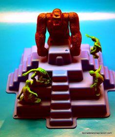 Donkey Kong vs. #toyboarders