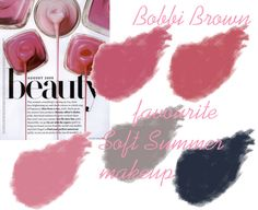 """""""Soft Summer makeup from Bobbi Brown"""" by gracekellyssu on Polyvore"""