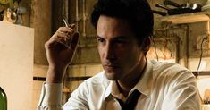 When Constantine briefly shone on NBC, one refrain was that no matter how bumpy the series' run was, at least it wasn't the Keanu Reeves version. But really, on re-watching Constantine, I fo… Keanu Reeves Constantine, Constantine Tv, John Wick, Baba Yaga, Rachel Weisz, Sandra Bullock, Keaton Batman, Keanu Reeves Movies, Last Action Hero