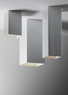 :: LIGHTING :: Fabian - Slot ceiling mount lights - adore these for a feature over any dining #lighting