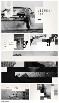 CNBC Prime by Ryan Moore Keynote Presentation, Presentation Design, Gfx Design, Design Art, Editorial Layout, Editorial Design, Web Layout, Layout Design, Brochure Design