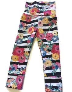 Grow with me Joggers 1 to 3 Years ~ Ready to Ship, pants, baby, toddler clothes