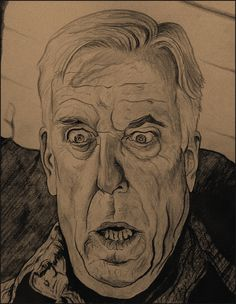 Judd from Pet Smetary aka Herman Monster drawing