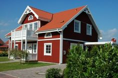 Pippi Langstrumpf lässt grüßen - Der Traum vom Schwedenhaus