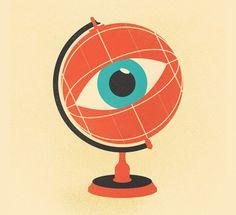 Vintage Illustration Inspiration by Zack Graham