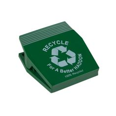 """2"""" USA Made Recycled Memo Clip with Magnet 