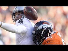 Broncos vs Raiders Preview - YouTube