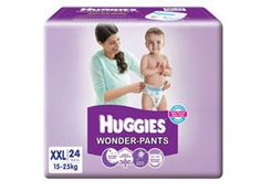Huggies Wonder Pants Double Extra Large Size Diapers (24 Count) At Rs.399