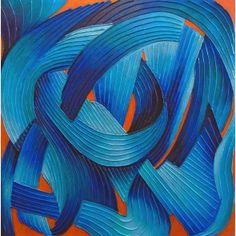 RHYTHMIC BLUE
