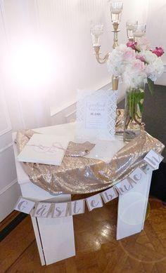 Tischdeko im vereinshaus es geht auch flairville for Hochzeitsdeko mainz