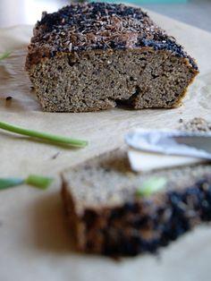 Zdrowa Kuchnia Sowy: Chleb z mąki kokosowej, bezzbożowy, bezglutenowy -...
