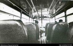Busetón sin pasajeros, alza de transporte, valor pasaje 3 pesos - Biblioteca Digital - Universidad icesi