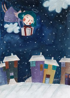Kürti Andrea: Áldott Karácsonyt!/Merry Christmas!