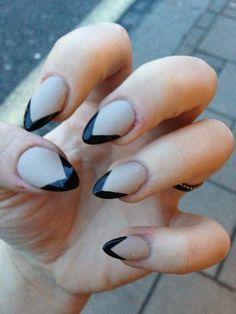 minimal nail art purple gold - Αναζήτηση Google
