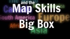 These interactive whiteboard products are great for an in-depth geography study. They include pictures, videos, statistics, activities, and Rand McNally maps.