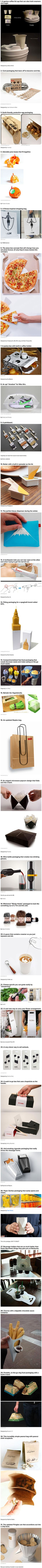 Most packaging is thrown away, but after seeing these 31 clever ideas? You will want to keep them.