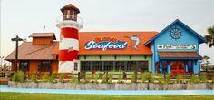 Bubba's Seafood House | Orange Beach, Alabama Restaurant Gulf Shores Vacation, Beach Vacation Rentals, Beach Trip, Vacation Trips, Vacation Destinations, Beach Vacations, Vacation Ideas, Butler, Family Vacation Spots