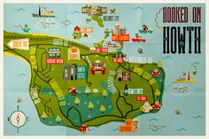 An Illustrated Guide to Howth: Days Out in Dublin The Places Youll Go, Places To Go, Dublin Bay, Stuff To Do, Things To Do, Stage Photo, Visit Dublin, Emerald Isle, Fishing Villages