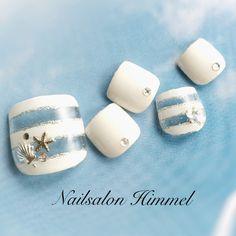 Sea. Blue. White
