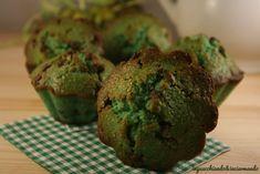 Muffin cioccolato e menta ... ricetta facile e veloce ideale per ogni momento della giornata   http://blog.giallozafferano.it/inguacchiando/muffin-cioccolato-e-menta/#  #blogGz #inguacchiando #ricetta #muffin #menta #cioccolato #dolce