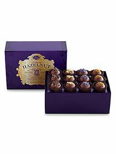 2. Vosges Haut-Chocolat (Chicago, Illinois, USA) Vosges Haut-Chocolat 12-Piece Piemonte Hazelnut Pralines