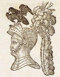 Insperatum auxilium. (Help unlooked for) - Claude Paradin: Devises heroïques (1557)