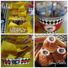 Crissy's Crafts: Monster Truck Birthday Party