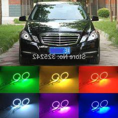 35.00$  Watch here - https://alitems.com/g/1e8d114494b01f4c715516525dc3e8/?i=5&ulp=https%3A%2F%2Fwww.aliexpress.com%2Fitem%2FFor-Mercedes-Benz-E-Class-W212-C207-2010-2013-Excellent-Angel-Eyes-kit-Multi-Color-Ultrabright%2F32358953117.html - For Mercedes-Benz E-Class W212 C207 2010-2013 Excellent Angel Eyes kit Multi-Color Ultrabright 7 Colors RGB LED Angel Eyes 35.00$