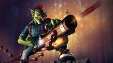 Hearthstone Hearthstone Heroes Of Warcraft Goblin