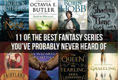 11 Of The Best Fantasy Series You've Probably Never Heard Of