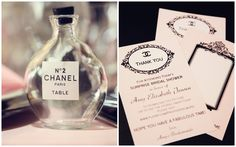 Coco Chanel Bridal Shower | Photography: Heyn Photography | Event Design: SociaLife Event Planning