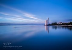 Forever Blue (Ricardo Mateus / Lisbon / Portugal) #ILCE-6000 #landscape #photo #nature