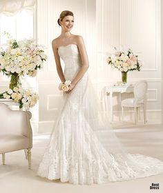 Perfect Wedding Dresses http://www.rosamellovestidos.com
