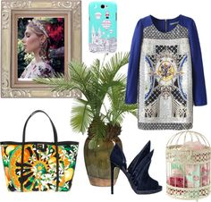 """""""Flower"""" by jennygood88 ❤ liked on Polyvore"""
