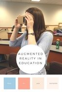 Welcome to this week's post. We will be discussing how to use Aurasma in your classroom. Aurasma is an augmented reality browser that can be downloaded on an ios or droid device. Augmented...