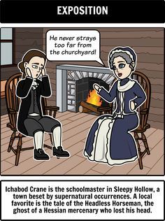 ichabod crane summary