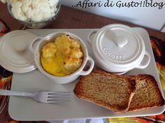 affari di gusto  http://affaridigusto.blogspot.it/2015/04/cavolfiori-con-uova-al-forno.html #gratinati  #comida #cena #italianfood  #brunch #cavolfiore #vegetariano #forno