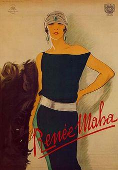 Anno: 1922 Soggetto: Renèe Maha, Italica Lux Films d'arte, Milano - Stampa Star-IGAP , Milano Provenienza: Raccolta Pirovano, Milano Note: Riproduzione F.lli Pirovano , Milano