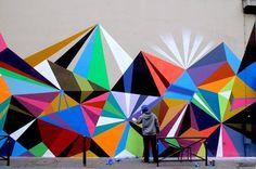 Уличный арт, уличное искусство, art