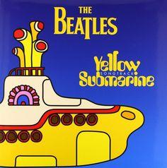 The Beatles Yellow Submarine [Import] 180g LP #Vinyl Record - Parlophone