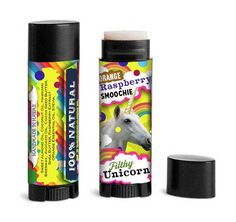 Filthy Unicorn Smoochie Lip Balm {i got some of the soap in Hawaii, it smelled great!}