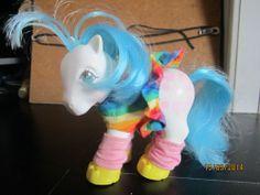 G1 My Little Pony Flash Prance
