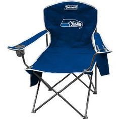 Coleman Seattle Seahawks Cooler Quad Chair  $35.69