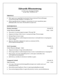 free resume template by hloomcom - Resume Templates For Pages