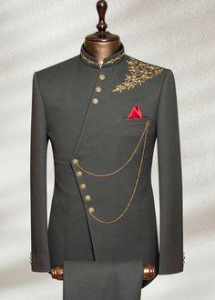 Designer Suits For Men, Designer Clothes For Men, Dress Suits For Men, Men Dress, Groom Dress, Best Indian Wedding Dresses, Wedding Outfits, Man Dress Design, Prince Suit