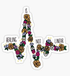 """""""Healing"""" Stickers by lazyville Tumblr Stickers, Anime Stickers, Cool Stickers, Printable Stickers, Laptop Stickers, Planner Stickers, Paper Toy, Bullet Journal Art, Aesthetic Stickers"""
