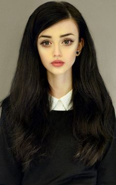 Lena Duchannes (Beautiful Creatures) Mila Mortice in 2020 Doll Eye Makeup, Beauty Makeup, Hair Makeup, Hair Beauty, Big Eye Makeup, Anime Eye Makeup, Eye Enlarging Makeup, Makeup For Round Eyes, Korean Beauty Tips
