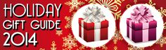 The #HolidayGiftGuide2014 has started. Make sure you check it out. Companies are being added thru December.